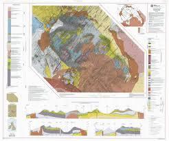 Jerome Arizona Map by Bgs 1 25k Map Of The Glencoe Scotland Caldera Volcano Geology
