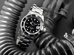20 Classic Black And White Squale Watches 20 Atmos Classic 1545 Sel Bracelet Mk2