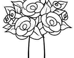 Vase Of Flowers Drawing Flower Vases With Flowers Clipart Free Download Clip Art Free