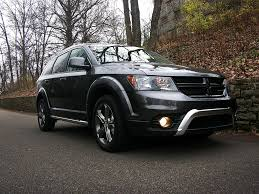 Dodge Journey Off Road - 2016 dodge journey review finding the nexus of suv and minivan