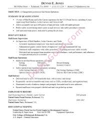 Inventory Resume Examples by Achievement Resume Samples