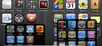 cydia android android recent apps lets you integrate android style application
