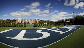 bentley university athletics logo experience bentley university in virtual reality