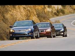 2012 ford fusion review car and driver 2010 ford fusion vs mazda 6 honda accord car and driver