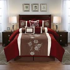 King Size Comforter Sets Bed Bath And Beyond Buy Burgundy King Comforter Sets From Bed Bath U0026 Beyond