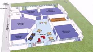 Kindergarten Classroom Floor Plan by Floor Plan Of Kindergarten Room Youtube