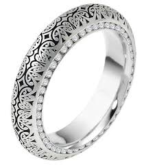 palladium wedding ring v11474pp platinum verona lace design eternity wedding ring juliet