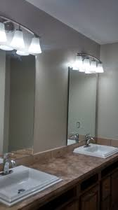 how to frame a bathroom mirror with clips creative bloom com page 293 how to frame a bathroom mirror with