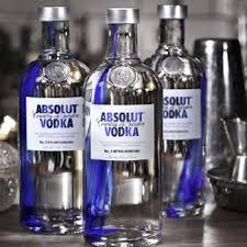 absolut vodka design four million unique bottles designed for absolut originality