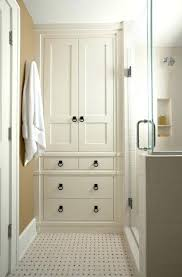 built in storage cabinets bathroom cabinets built in bathroom storage cabinet with built in