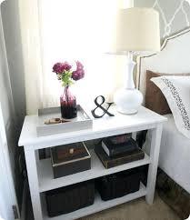 Nightstand Bookshelf Side Table Ikea Side Table Bookshelf Uno Bedside Table Bookshelf