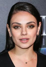 comfortable hairstyles for giving birth mila kunis s new short haircut is not a mom cut glam