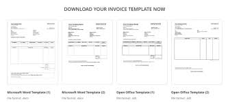 Florist Invoice Template by Which Are The Best And Free Websites For Invoice Templates Quora