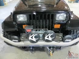 jeep custom black jeep wrangler custom black no reserve