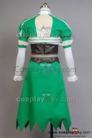 sword art online leafa suguha kirigaya cosplay costume sword