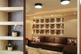 Recessed Wall Niche Decorating Ideas Lompier Interior Group Modern Living Room Sacramento By