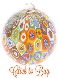 murano glass ornaments