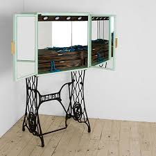 Repurposed Secretary Desk 10 Ideas For Repurposing Old Sewing Machines