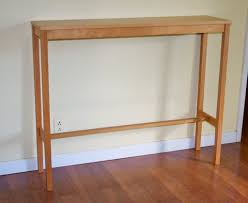 Console Tables Cheap Furniture Cheap Diy Unfinished Wood Narrow Console Table Ideas