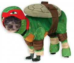 costume company spirit halloween tmnt raphael pet costume ninja warrior pet costumes and