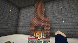 minecraft 6 şömine youtube