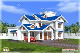 Kerala Home Design Blogspot Com 2009 by Beautiful 4 Bedroom Kerala House Home Appliance