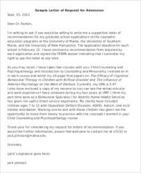 sample student recommendation letter request 5 examples in word