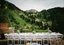 outdoor wedding venues utah wedding reception venues in utah wedding magazine