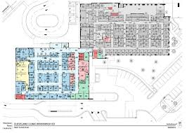 Health Center Floor Plan Health Care Cleveland Clinic Foundation Brunswick Family