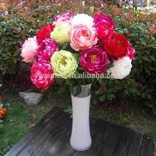 Artificial Flowers In Vase Wholesale Silk Peony Flowers Wholesale Silk Peony Flowers Wholesale
