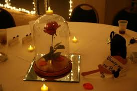 beauty and the beast wedding table decorations ultimate disney weddings centerpieces part one this fairy tale life