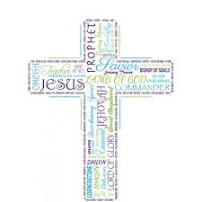 of cross decal walls
