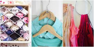 clothing organization tricks storage ideas for people with too