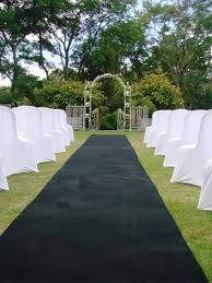 Black Aisle Runner Event Hire Items Perfect For Corporate Events Wedding U0026 More
