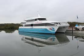 new yanmar engines power aussie built tourist ferries in mexico