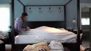spring cleaning bed linens youtube