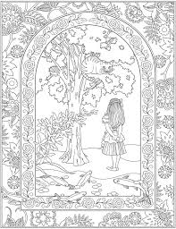 dover publications creative haven alice