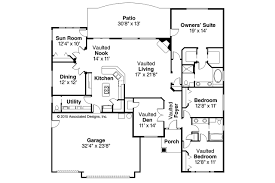 ranch homes floor plans ranch house plans ryland 30 336 associated designs