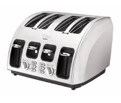 4 Slice Bread Toaster T Fal Avante Classic 4 Slice Tf560e50