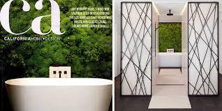habitat horticulture zen bathroom escape living wall