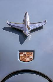 1951 studebaker chion ornament photograph by betty