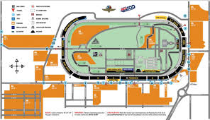Map Indy Gate Changes Announced Before 101st Running Of Indy 500 Fox59