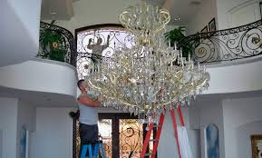 Toronto Chandeliers Commercial Chandelier Cleaning Services