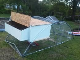 Best Chicken Coop Design Backyard Chickens by Chicken Coop From Trampoline Frame Chickens Pinterest
