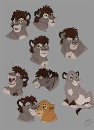 frodo lion sketches by windwo1f on deviantart