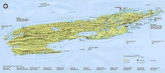 Hunting Island State Park Map by Isle Royale