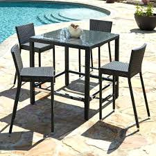 beautiful patio bar chairs and add to cart 83 patio bar height