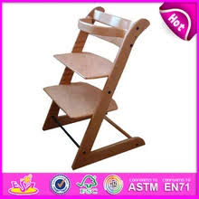 High Chair For Babies Wholesale Wooden Baby Chair Comfortable Wooden Toy Baby Feeding