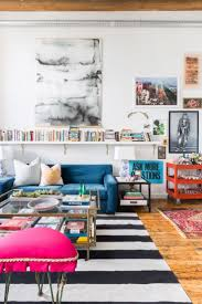 Livingroom Styles by 25 Best Eclectic Living Room Ideas On Pinterest Dark Blue Walls