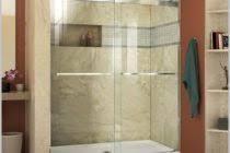 Non Glass Shower Doors Glass Shower Doors Frameless Home Depot Searching For 1000